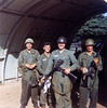 Van Zandt, Babcock, ?, Bjelland Motor Pool Gun Storage At Schofield Barracks