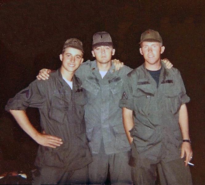Earl Schaub, Charles Whiting, Gary Grant