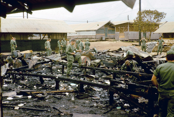 Vietnam 67-68 Carl Bjelland Photos