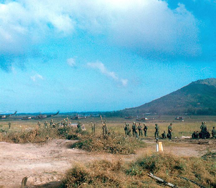 Carentan Dec 67 Combat Practice
