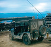 Mike Gavin's Jeep:<br /> Last Seen Being Swapped By Con Hansen In Qui Nhon For A 10KW Genarator