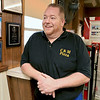 C & M Pizza of Leominster celebrated 55 years in business with a ribbon cutting on Tuesday morning, March 19, 2019. for the entire day they had slices for 55 cents. Owner Andy Sears talks about their 55 years in business. SENTINEL & ENTERPRISE/JOHN LOVE