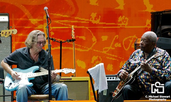 Clapton and The King Crossroads 2010