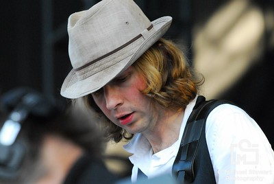 Beck Bonnaroo 2006
