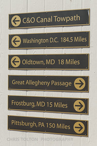 Cycling Hiking Directions Cumberland MD