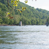 Shenandoah River joins the Potomac