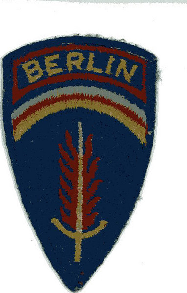 Birgade shoulder patch