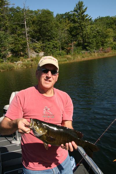 Gary Kiefer - day one fish