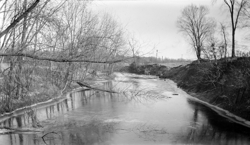#120 Red Cedar River (Lansing from S Harrison Dec 1917