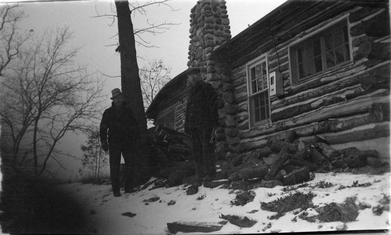 #41 Wood to burn at Half Moon Lake