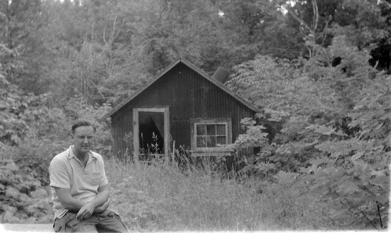 #192 Dave Bishop Government Peak 1940