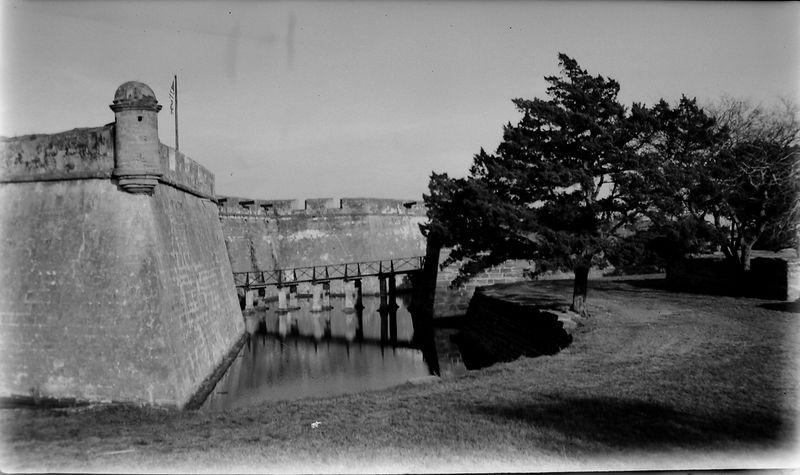 #244 Fort Marion Fla