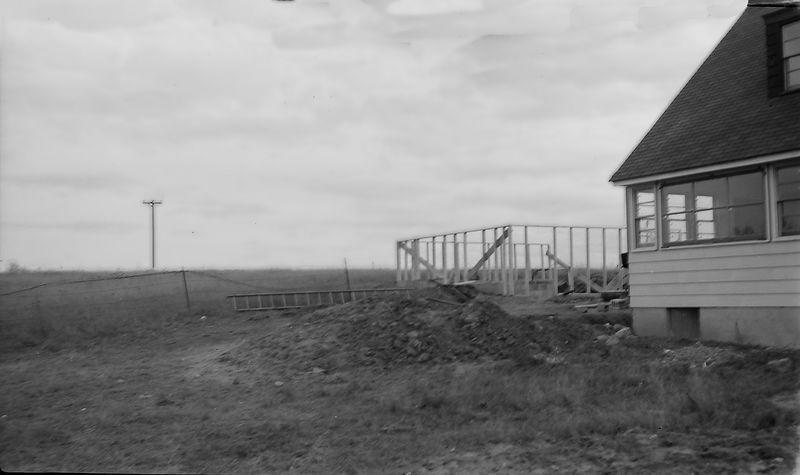 #15 Eaton Shores under Construction 1 Nov'42