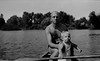 #8 Rowland & Winston Stebbins on Grand River Summer'44