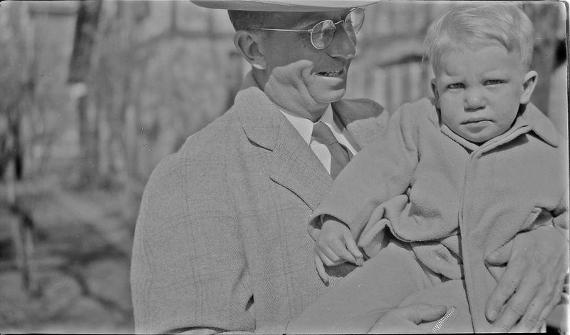 #10 Rowland & Winston Stebbins April'45