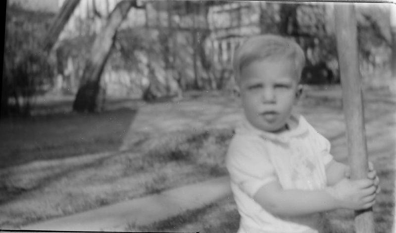 #16 Winston L Stebbins April'45