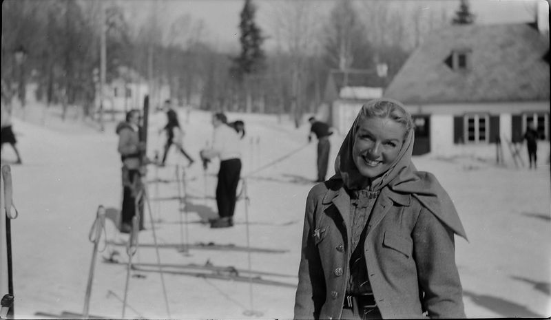 #1 Blanche Rybizko (maybe) Feb'45