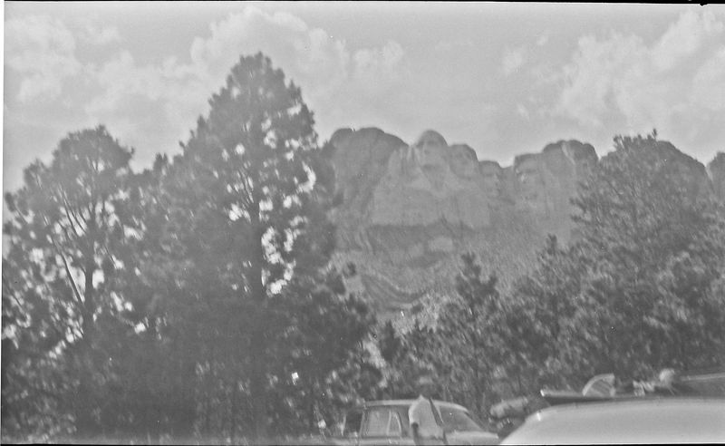 #1 C Rowland Stebbins ar Mt Rushmore 16 July'49