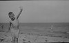 #9 Winston Stebbins at beach 2 April'50