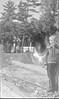 #247 Winston Stebbins at Roaring BRook Sept'51