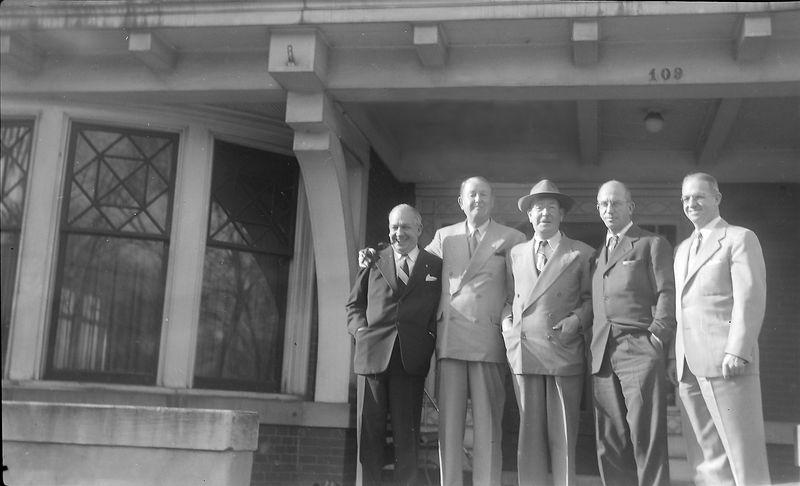 #261 Bk24 Francis&Stowell&Cortland&Rowland&George Stebbins at 109 2 Dec'51