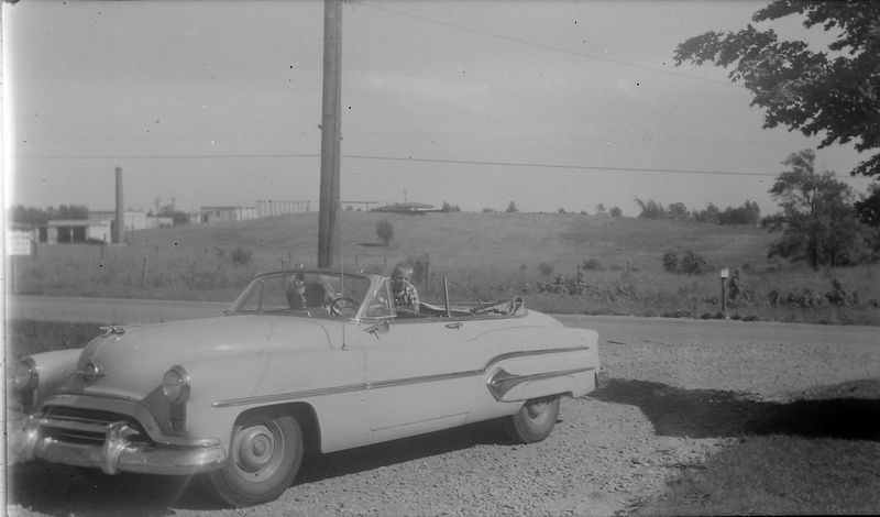 #199a Campbell Hill Ohio-s Highest Point Virginia & Winston Stebbins 26 June'51