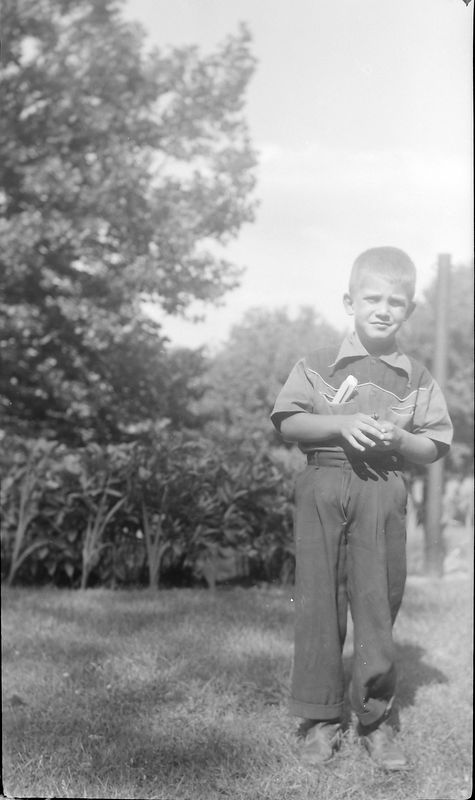 #239 Malcolm Stebbins Sept'51
