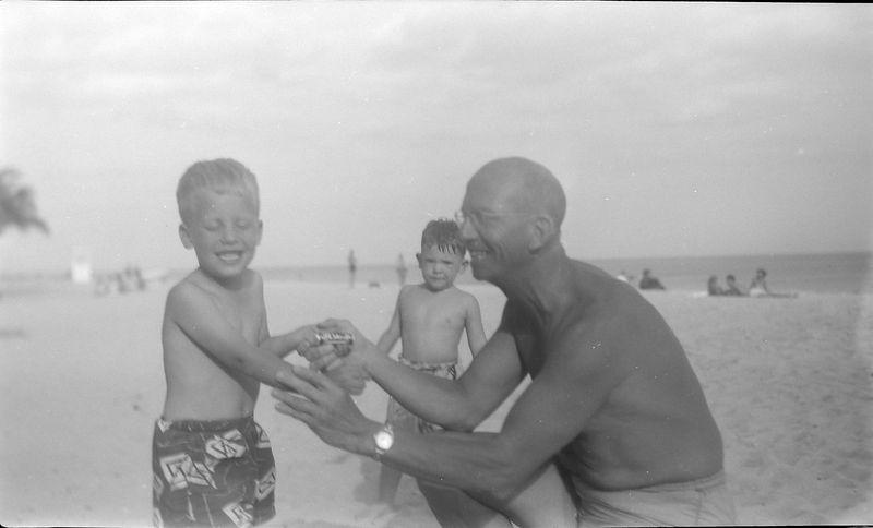 #29 Kenyon & Rowland Stebbins Coral Gables Fl June'52
