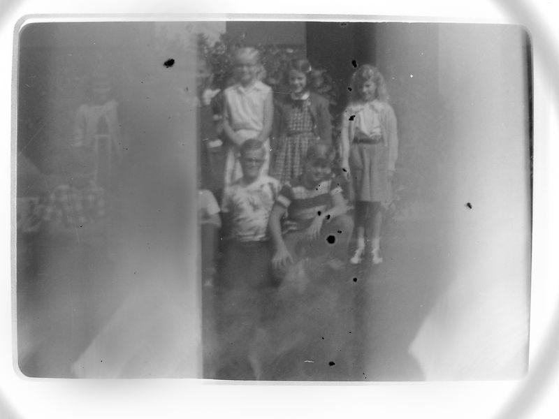 #133 AliceWrite-CarolDonnovan-JudyBeloggan-CarolFlowers-NancySutfer-RonoldEast-MiltonPresley-CliftonLawleyFeb'53