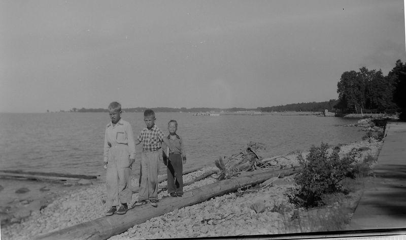#214 Winston-Malcolm-Kenyon Stebbins Roaring Brook 4 July'53