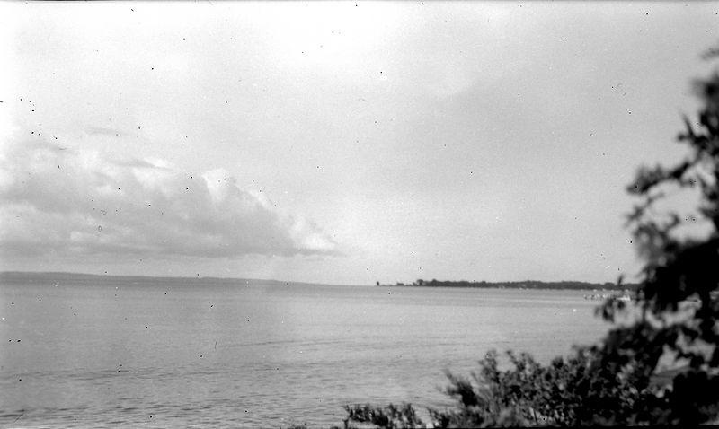 #241 Clouds Roaring Brook Aug'53