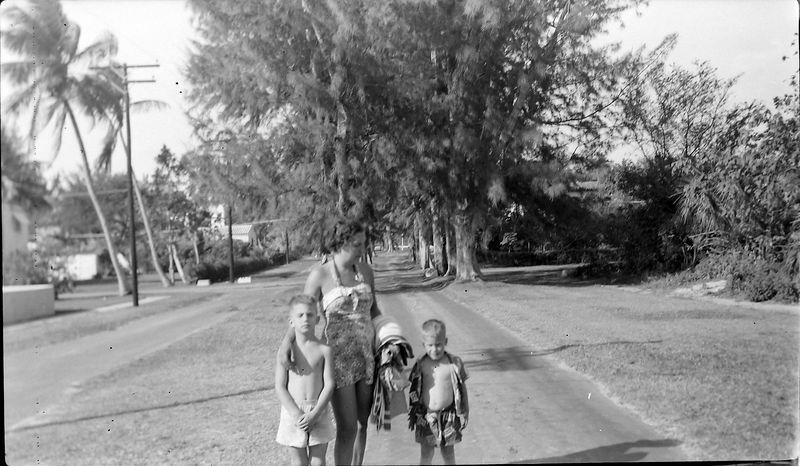 #145 Malcolm-Virginia-Kenyon Stebbins Coral Gables Feb'53