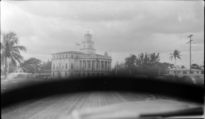 #167 City Hall Coral Gables Fl Feb'53