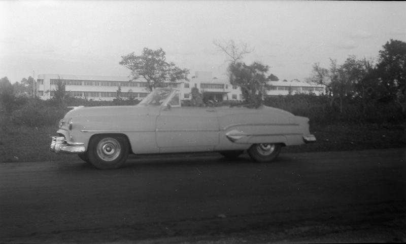 #14 Coral Gables Olds Car Jan'52