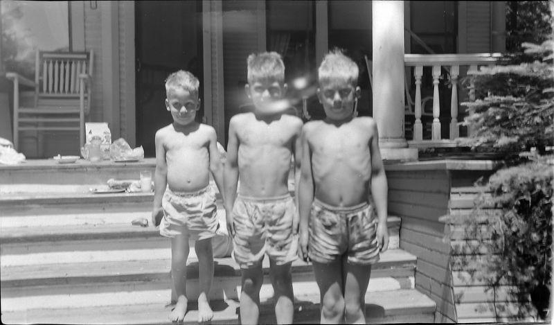 #216 Winston-Malcolm-Kenyon Stebbins Roaring Brook 4 July'53
