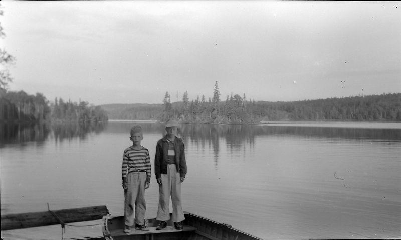 #259 Malcolm & Winston Stebbins WHERE 31 AUg'53