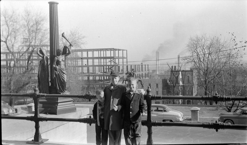 #127 Kenyon-Winston-Malcolm Stebbins in Nashville Tenn 7 Nov'52