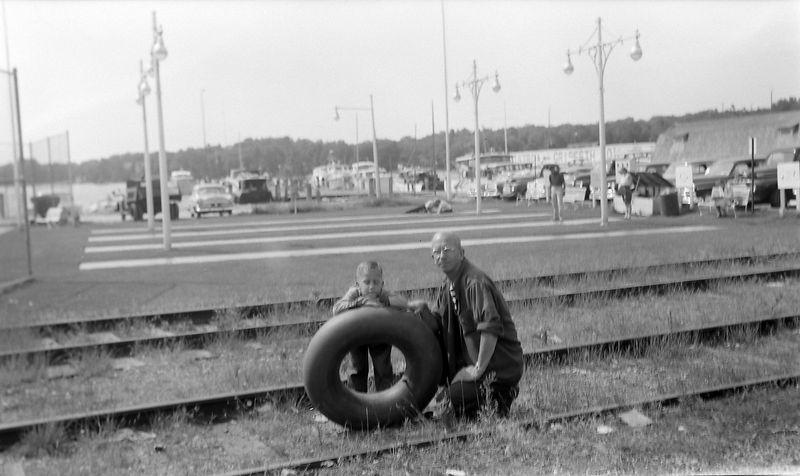 #229 Rowland & (maybe) Kenyon in Harbor Springs MI Aug'53
