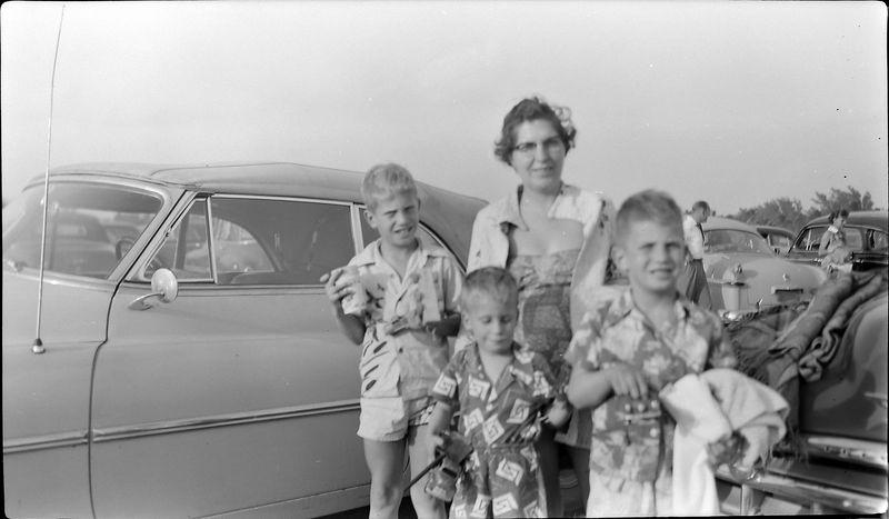 #132 Virginia & Winston-Kenyon-Malcolm Stebbins Florida 9Nov'52