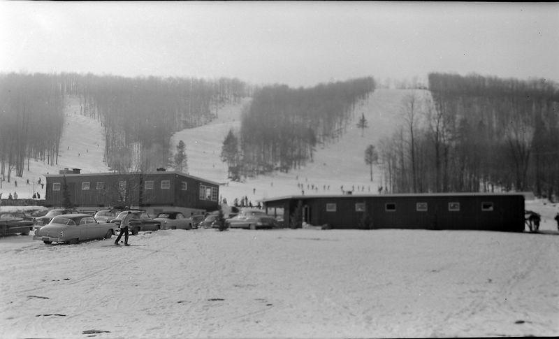 #47 Boyne Mt Boyne Falls Mi 3 Feb'52