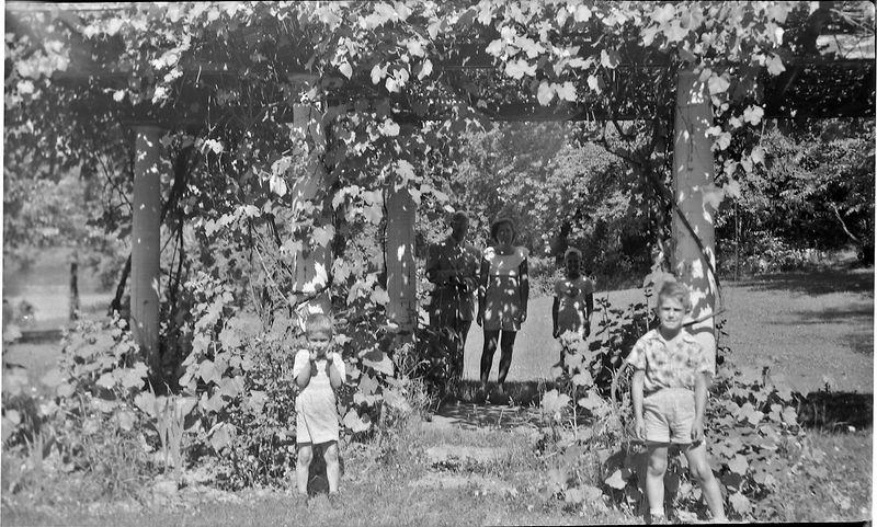#201 Rowland&Virginia&Winston&Malcolm&Kenyon Stebbins 1710 MRD Spring'53
