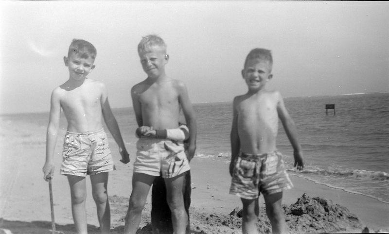#20 Eddie Robertson & Winston-Malcolm-Kenyon Stebbins Coral Gables Fl Jan'52
