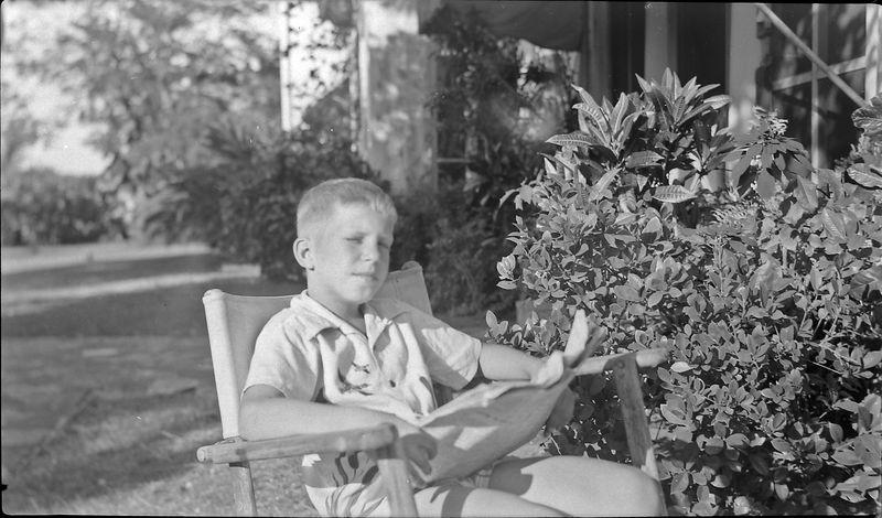 #143 Winston Stebbins 915 Castile Coral Gables Feb'53