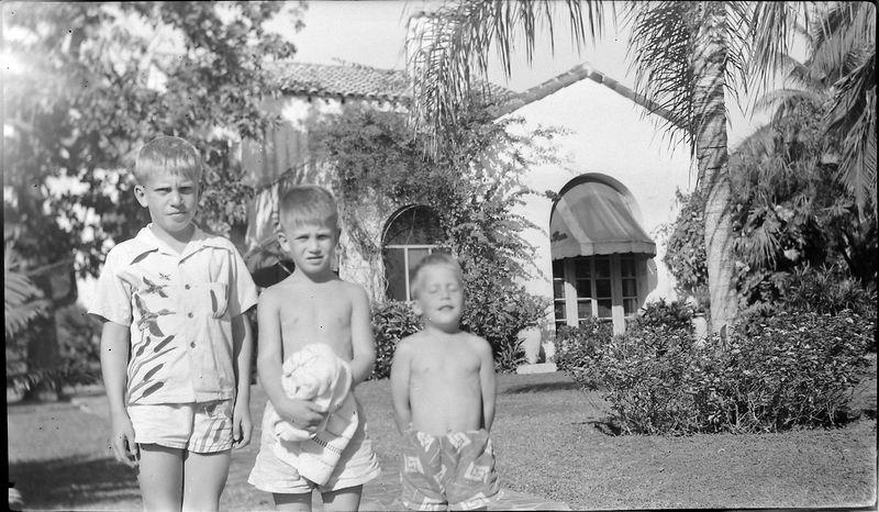 #136 Winston-Malcolm-Kenyon Stebbins 915 Castile Coral Gables Feb'53
