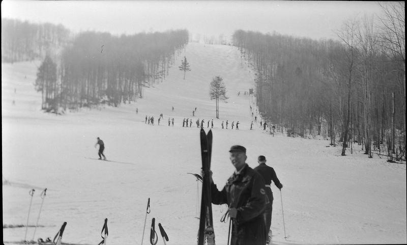 #34 Rowland Stebbins Boyne Mt Boyne Falls Mi 3 Feb'52