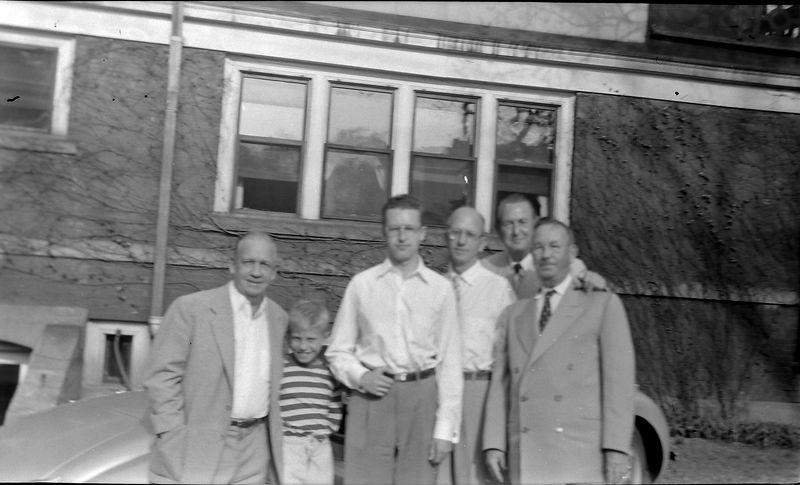 #210 Francis-Winston-Robert-Rowland-Stowell-Cortland Stebbins 190 N Walnut Spring'53