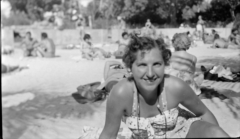 #139 Virginia Stebbins Coral Gables Feb'53