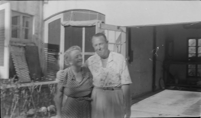 #170 Marie&Stowell Stebbins 915 Castile Coral Gables Fl Feb'53