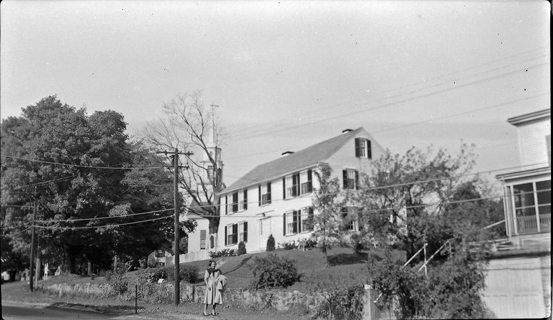 #122 Virginia in Massachusetts 9 Oct'52