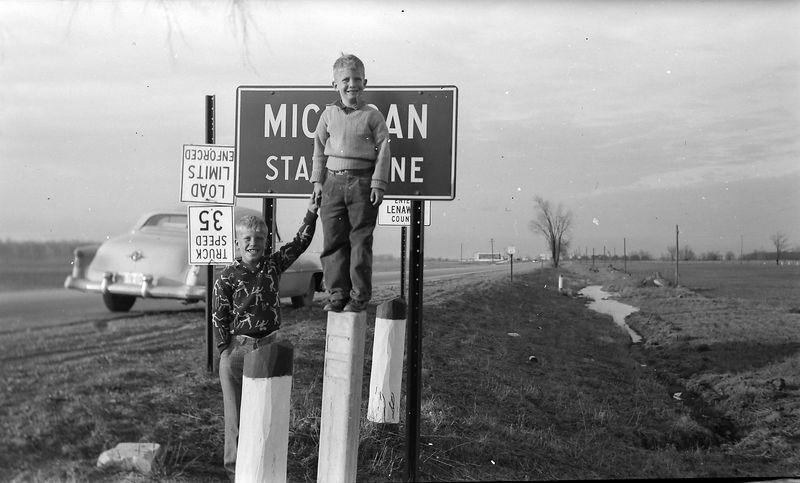 #64 State Line Winston & Malcolm Stebbins 15 Feb'52